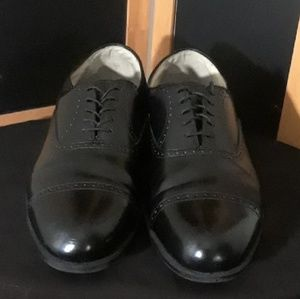 🎉HOST PICK🎉 Men's BLACK Leather FLORSHEIM Shoes